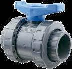 PVC kulový ventil