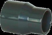 PVC redukce dlouhá